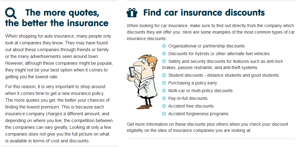 Car Auto Insurance Companies >> Car Insurance Rates Id Have Access To The Best Auto Insurance